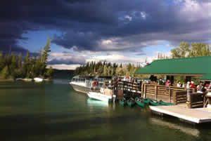 Jenny Lake Rental Boats and Kayaks