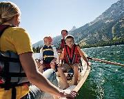 Jenny Lake Rental Boat